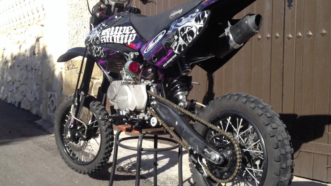 Superstomp Z140 Pit Bike Motorbike Youtube