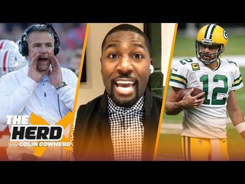 Rodgers needs to capitalize on GB Super Bowl window; talks Urban's Jags — Jennings   NFL   THE HERD