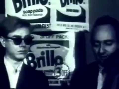 Andy Warhol interview 1964