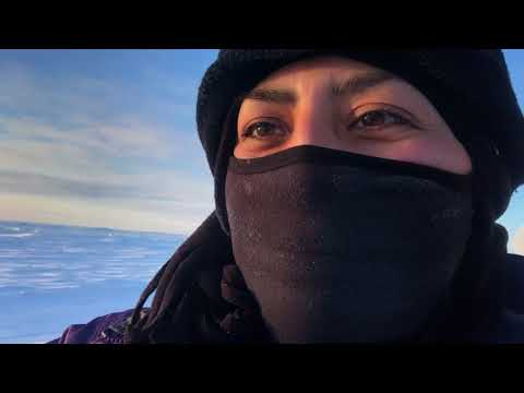 Winter in Nome, Alaska
