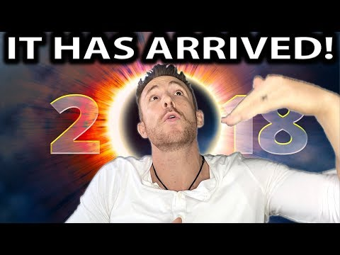 The NEW 2018 Energy!  & Why You Should Dream BIG!