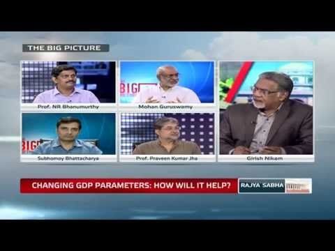 The Big Picture - Changing GDP parameters: How will it help?
