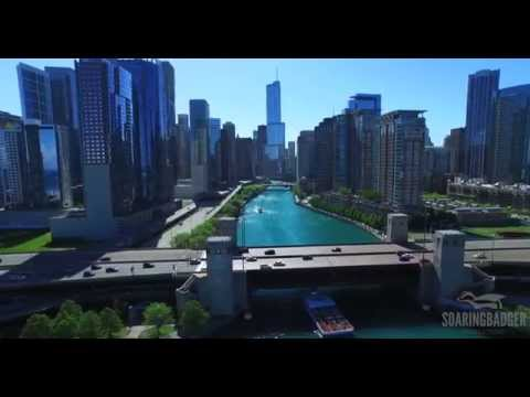 Chicago: A Bird's Eye View VII - Summer in the City