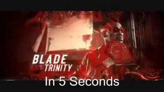 Blade Trinity in 5 seconds