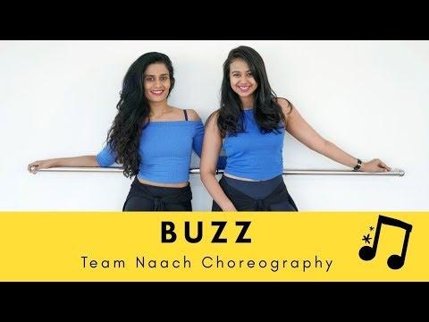 Buzz | Aastha Gill ft. Badshah | Team Naach Choreography ft. Vigo Video