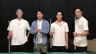第6弾のテーマは「秋山VS寛太」 劇団の最年長と最年少の真剣勝負!勝つ...