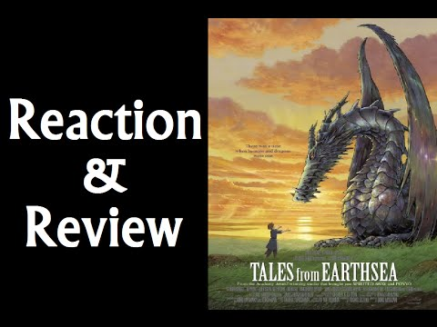 Reaction & Review | Tales From Earthsea