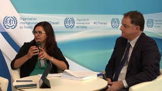 ILO Live: Ask the experts -  Is the gig economy the future of work? thumbnail