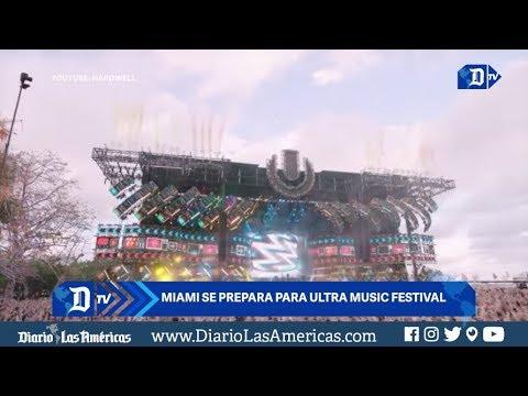 el diario en 90 segundos: miami se prepara para ultra music festival