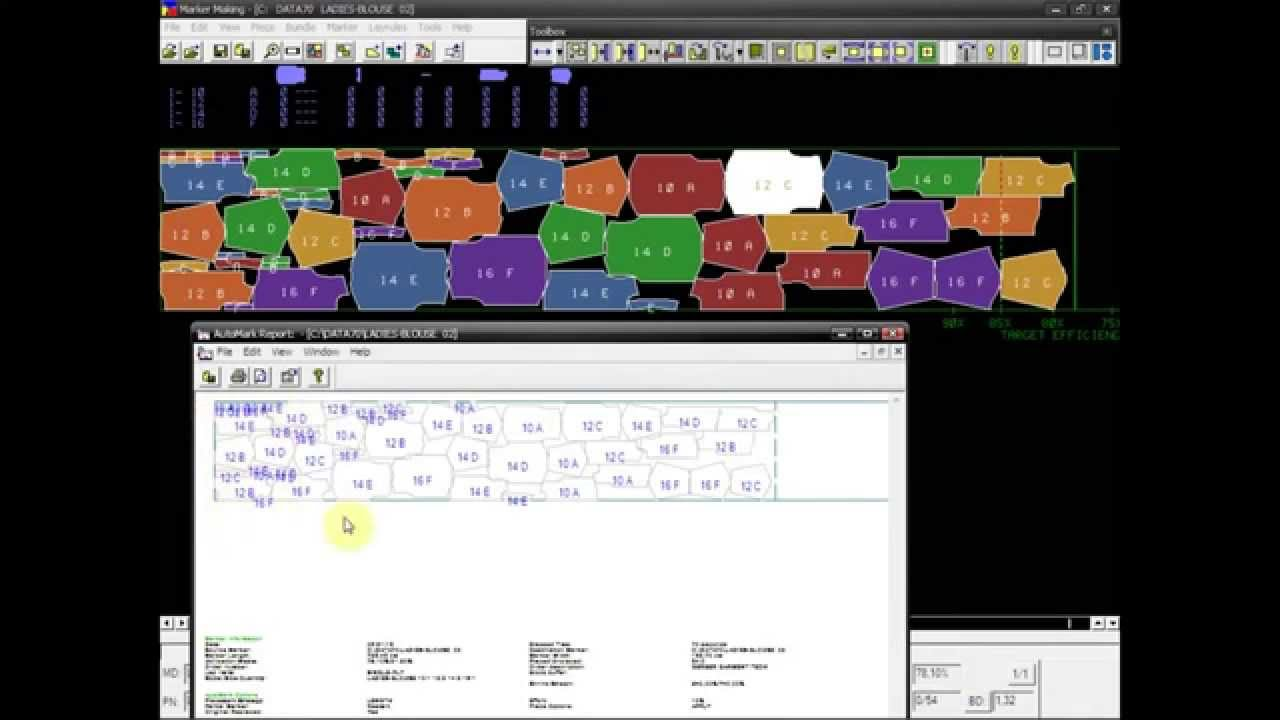 Accumark pattern design software overview youtube.