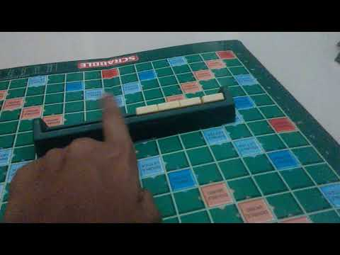 How To Play Scrabble Easy Way In Hindi