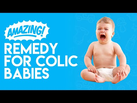 Remedy for Colic Babies, Gas, & Acid Reflux Babies Magic Tea Review