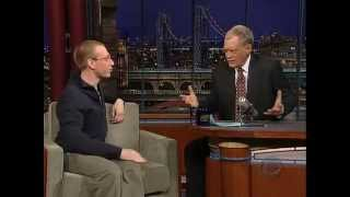 Download David Letterman Mathematics Genius Prodigy Daniel Tammet Math 3.14 Pi Day Mp3 and Videos