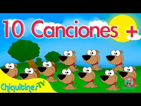Yo Tenía 10 Perritos y 10 Canciones Infantiles más