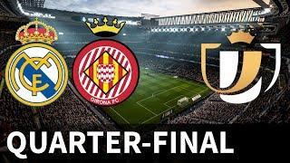 Real Madrid vs Girona - 2018-19 Copa del Rey - PES 2019