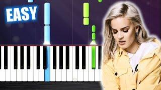 Baixar Anne-Marie - 2002 - EASY Piano Tutorial by PlutaX