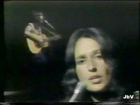 JOAN BAEZ:  a 1972  of a performance of Love Song to a Stranger