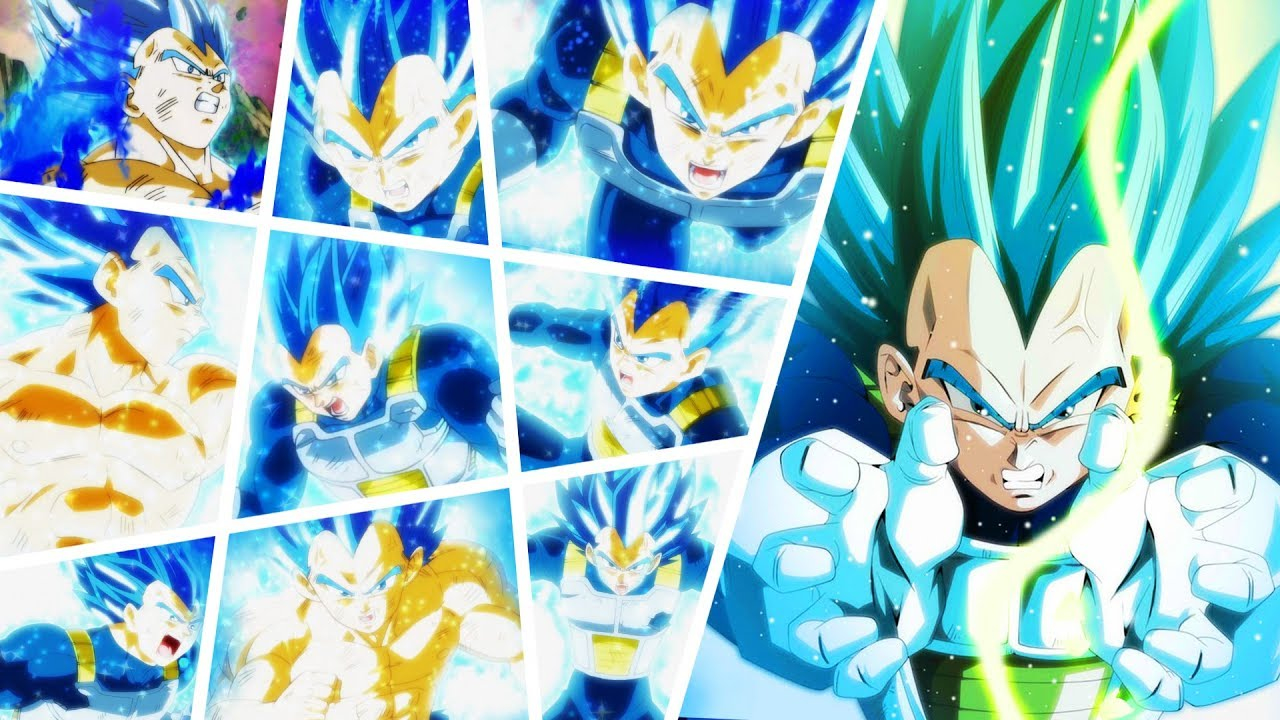 Image result for perfect super saiyan blue vegeta manga
