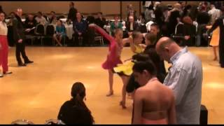 Indiana Challenge - Youth Ballroom Dance Competition #2