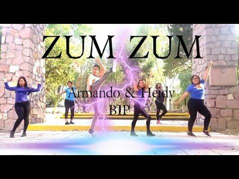Zum Zum (Zumba) - Armando y Heidy ftBIP - Oscar Reza