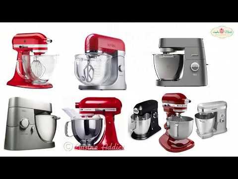 ما يجب معرفته قبل شراء العجانة الكهربائية + عجانتي الجديدة :) Before you Buy a Stand Mixer