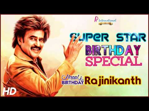 Top 8 Superstar Rajinikanth Hits | Back to Back Tamil Video Songs | Rajini Hits | #HBDRajinikanth