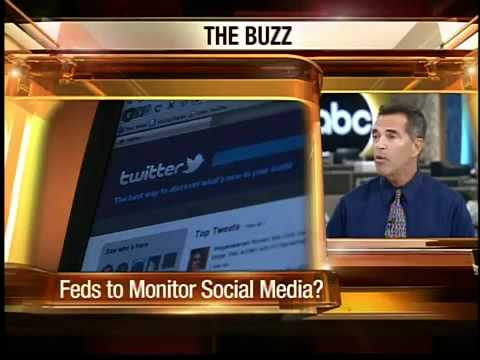 Department of Homeland Security to monitor social media?