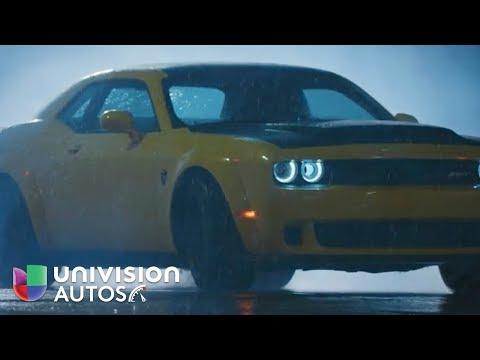 Pennzoil trata de 'exorcizar' al Dodge Challenger SRT Demon en este video