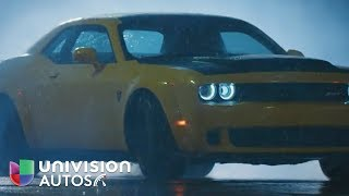 Pennzoil trata de 'exorcizar' al Dodge Challenger SRT Demon en este video