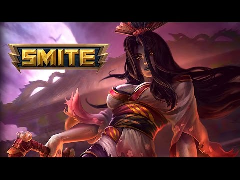 SMITE - Official God Reveal: Izanami, Matron of the Dead