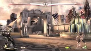 Injustice: Gods Among Us Online Battles #1