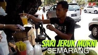 Sari Jeruk Murni Khas Semarang    Manis dan Segar tanpa Gula