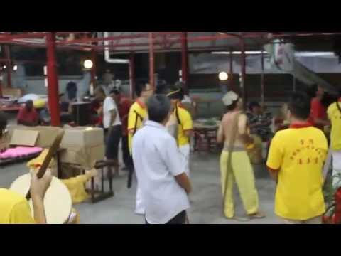 Trances & Spirit Whips: Ji Gong / Taoist Temple (Video 1)