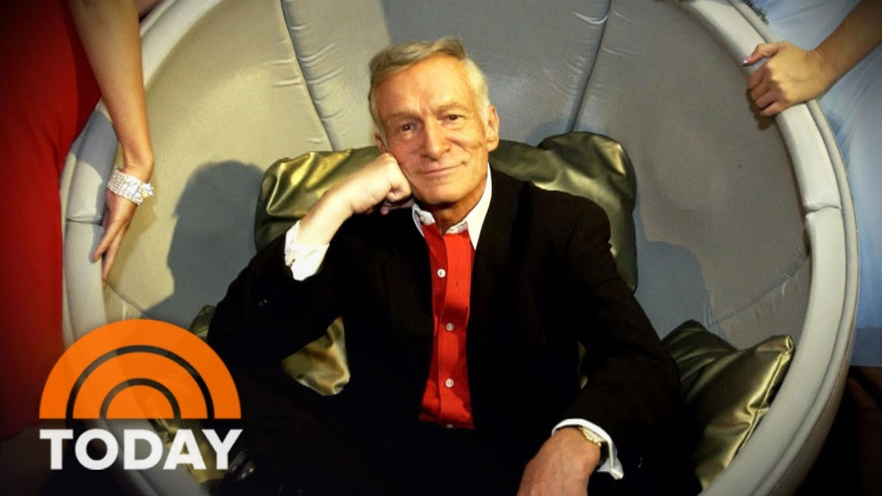 Hugh Hefner Founder Of Playboy Is Dead At 91 Today Youtube