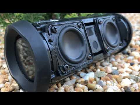 JBL Flip 4 - Bass test