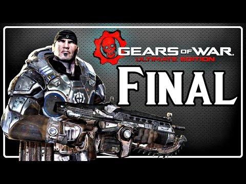Gears of War Ultimate Edition Detonado  12 Final. Entrega Especial  XBOX ONE Dublado