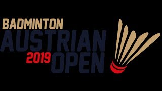 Austrian Open Badminton 2019 Day 2