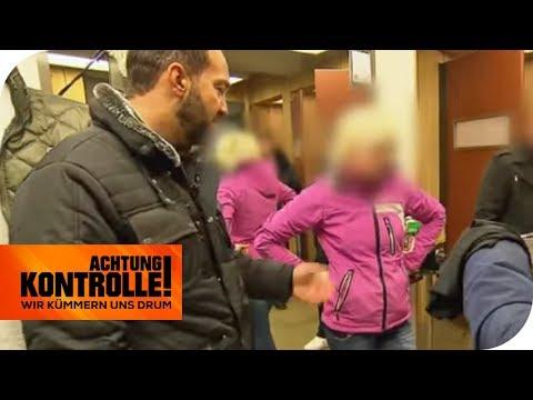 Diebstahl im Klamottenladen: City Detektive im Einsatz! | Achtung Kontrolle | kabel eins