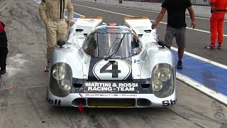 Martini Racing Porsche 917k Pure Sound