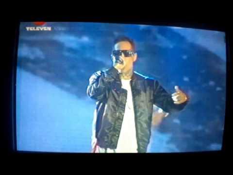 Neutro Shorty - El Reloj (Premios Pepsi Music 2017) #LaFraternidad #CALIGULA'S
