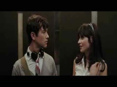 500 Days Of Summer The Smiths There Is A Light That Never Goes Out Youtube