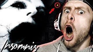 THERE'S SOMETHING SINISTER IN THE ATTIC | Insomnis Horror Gameplay!