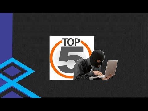 TOP 5 melhores filmes hackers