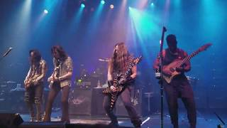 Tosin Abasi, Nuno Bettencourt, Zakk Wylde, Steve Vai (The Generation AXE)