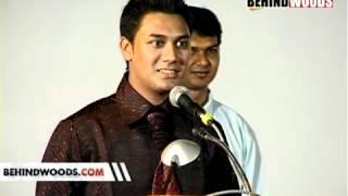 Adhisaya Ulagam 3D Press Meet