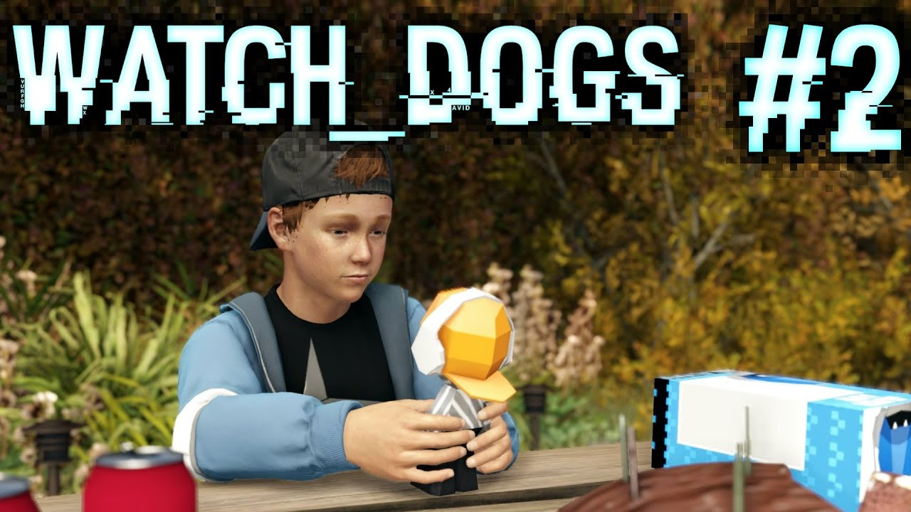 Watch Dogs Playthrough