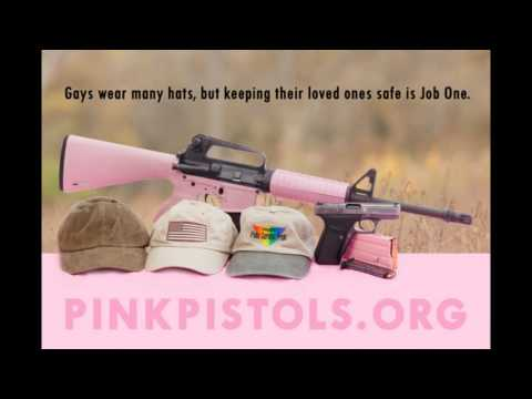 Americans United for our Gun Rights: Pink Pistols spokeperson Gwen Patton