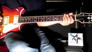 大好きなギターソロ.