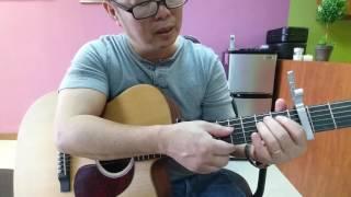 Hướng dẫn intro và đệm guitar bài. BIỂN MẶN. TTT