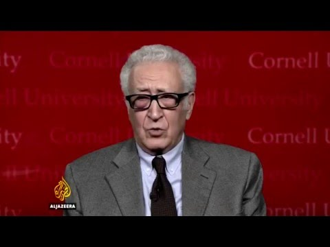 UpFront - Lakhdar Brahimi: 'No good guys in Syrian tragedy'